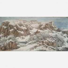 黄塬冬韵-刘福